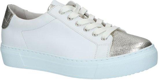 5cd232bedf4 bol.com | Gabor - 84315 - Lage sneakers - Dames - Maat 35 - Wit ...