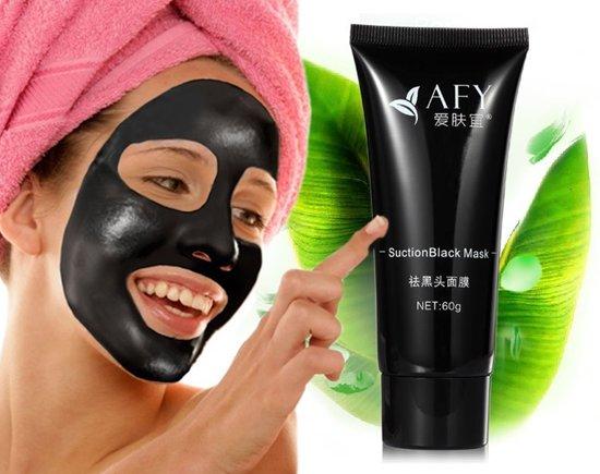 pilaten gezichtsmasker tegen mee eters