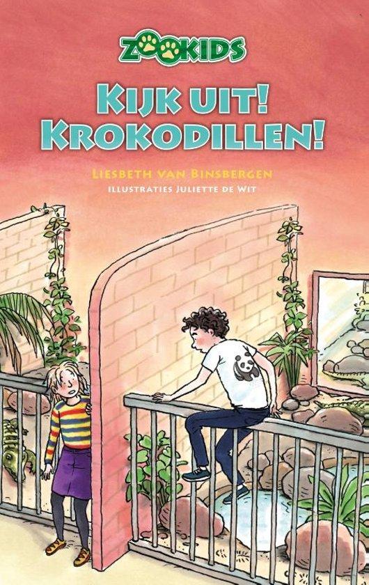 Zookids 9 - Kijk uit! Krokodillen!
