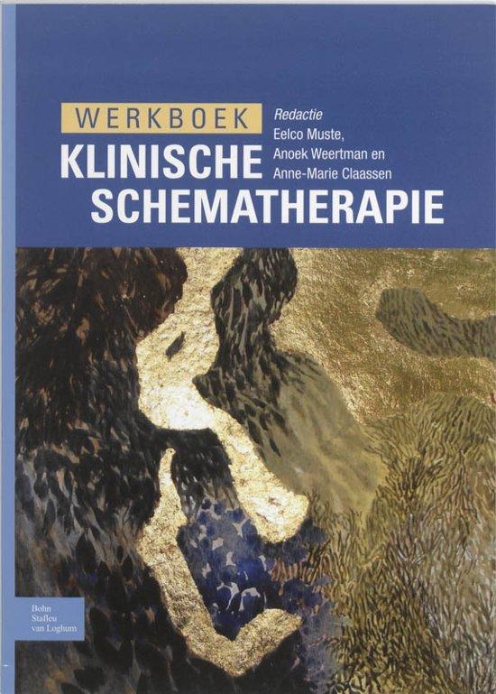 Boek cover Werkboek klinische schematherapie van  (Paperback)