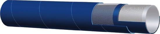 Talamex Heet water slang inwendig 13mm 60 meter op rol