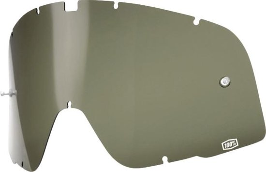 LENS BARSTOW DALLOZ CURVED - OLIVE GREEN
