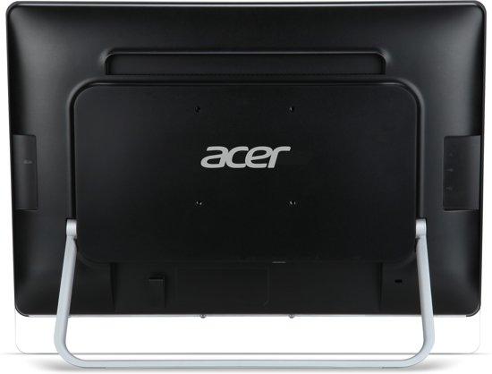 Acer UT220HQL 21.5'' 1920 x 1080Pixels Zwart touch screen-monitor