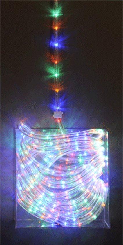 Bol Com Kerstverlichting Lichtslang Gekleurd Buiten 6 Meter