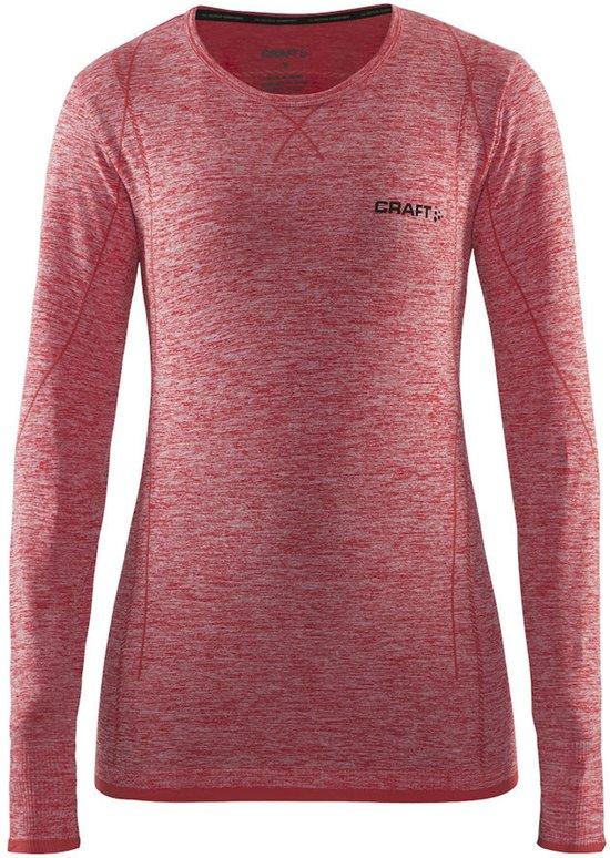 Craft Vrouwen Rood Active Comfort Sportshirt grijs Longsleeve PerformanceMaat Xl 3Rq54AjcL