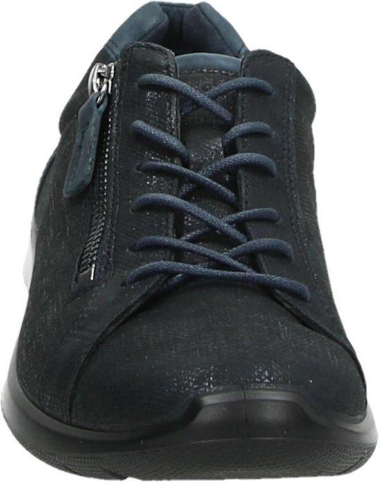 Ecco Dames Maat 53579 soft navy Veterschoenen Blauw;blauwe marine 5 41 283073 4gnfq4a