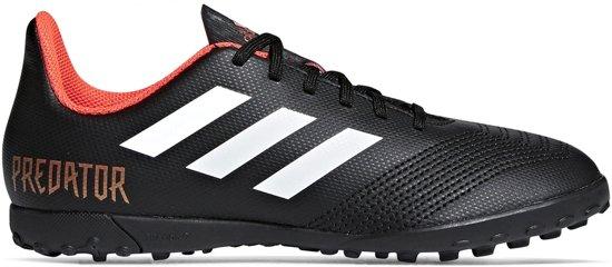 adidas Predator Tango 18.3 Voetbalschoenen Verhard (TF) zwart 33