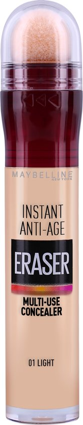 Maybelline Instant Anti Age Rewind Eraser Concealer - 01 Light - 6,8 ml