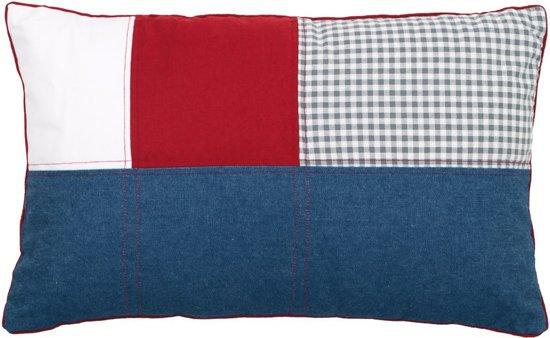 Dazzling Denim cushion BH Blue 030*050