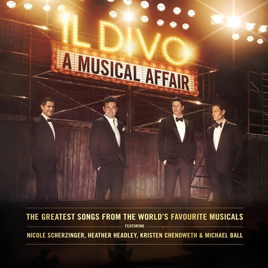 A Musical Affair (Deluxe Edition)