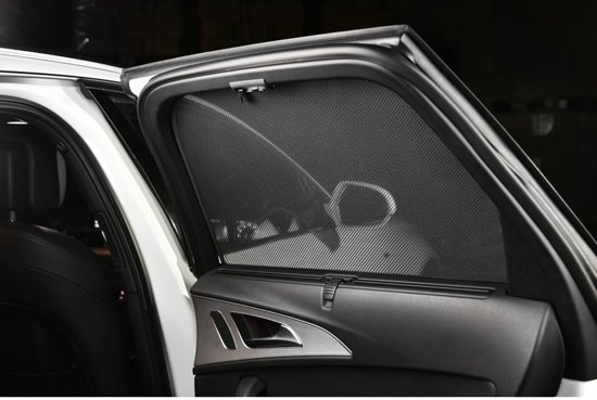 Set Car Shades Saab 9-5 Station 2001-