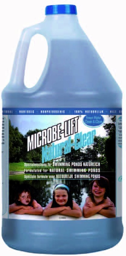 Microbe-Lift Natural Clear 4ltr