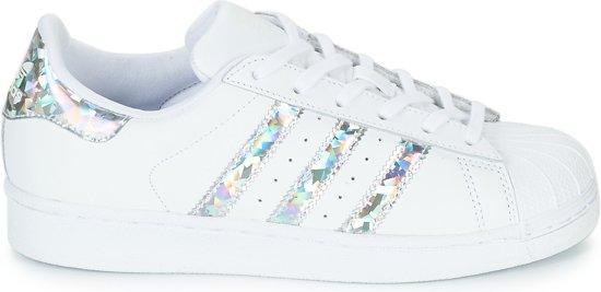 Adidas Meisjes Sneakers Superstar I Wit Maat 20 | Globos
