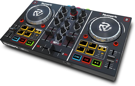 Numark Mix Party - DJ controller