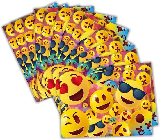 Bol Com Partycards Verjaardagskaarten Kinderkaarten Emoji
