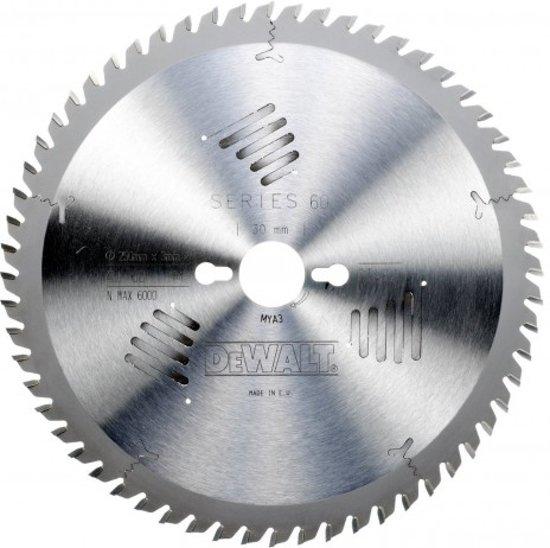Beroemd bol.com   Dewalt 60-Tand Zaagblad Hard Metaal - 305 x 30 mm MX06