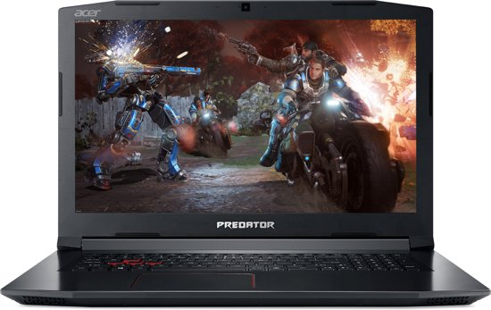 Acer Predator Helios 300 PH317-52-54QY - Gaming laptop - 17.3 inch