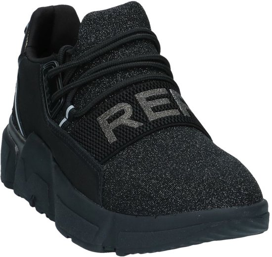 Replay Replay Sneakers on Zwarte Zwarte Slip OnqwB1Z