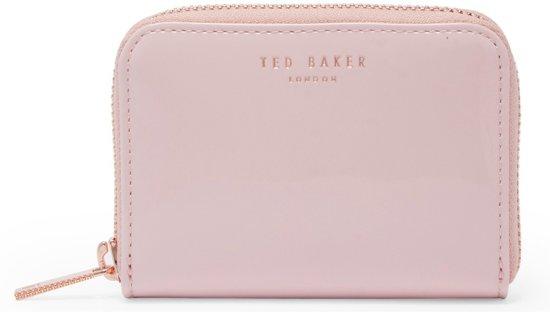 | Ted Baker Omarion Light Pink Ritsportemonnee 141046