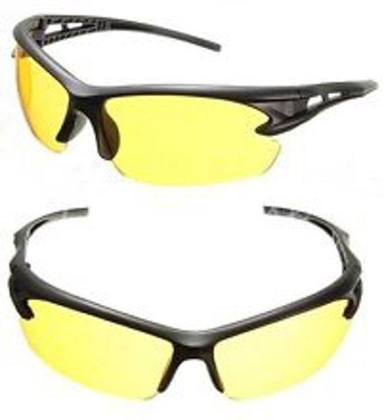30a618df17ee98 Nachtbril voor veilig autorijden