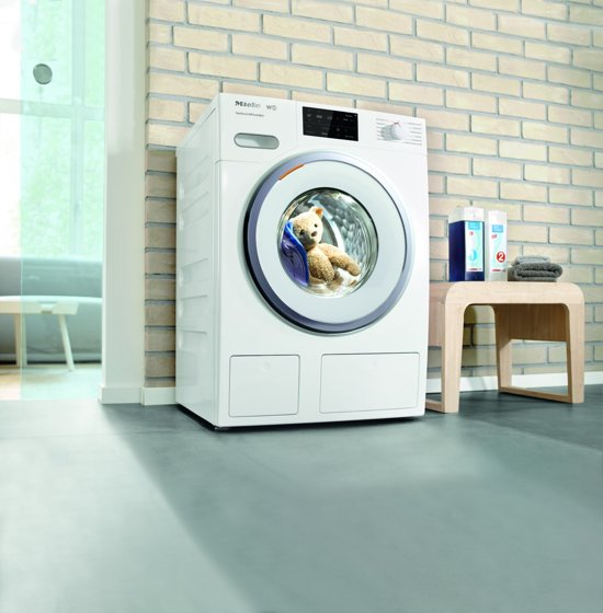 Miele WWE 860 WPS TwinDos BE - Wasmachine