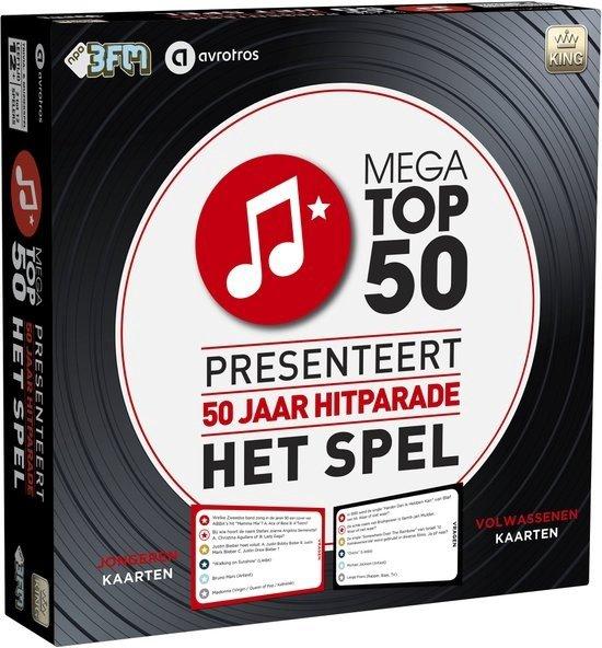 Mega Top 50 Spel '50 jaar'