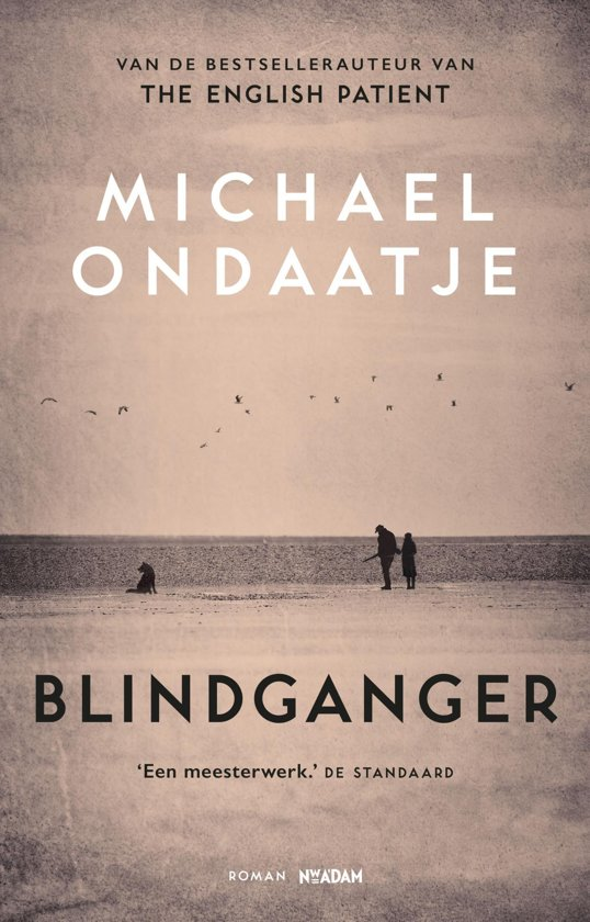 Boek cover Blindganger van Michael Ondaatje (Onbekend)