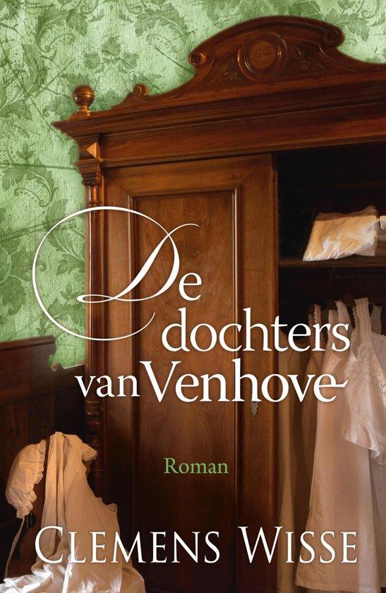Boek cover De dochters van Venhove van Clemens Wisse (Onbekend)