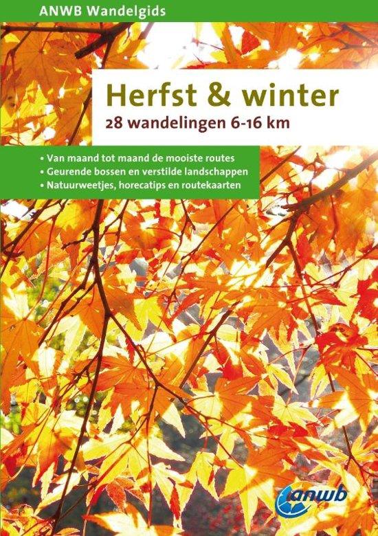 ANWB wandelgids - Herfst en winter