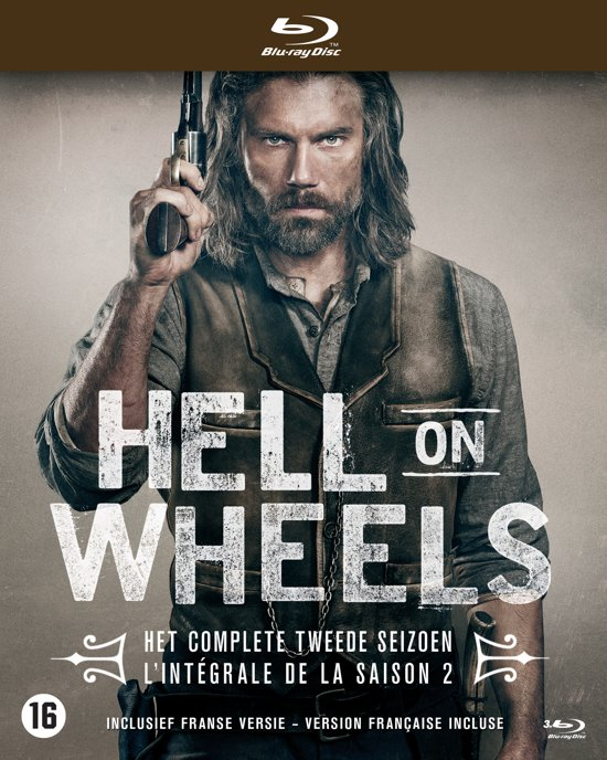 Hell On Wheels - Seizoen 2 (Blu-ray)