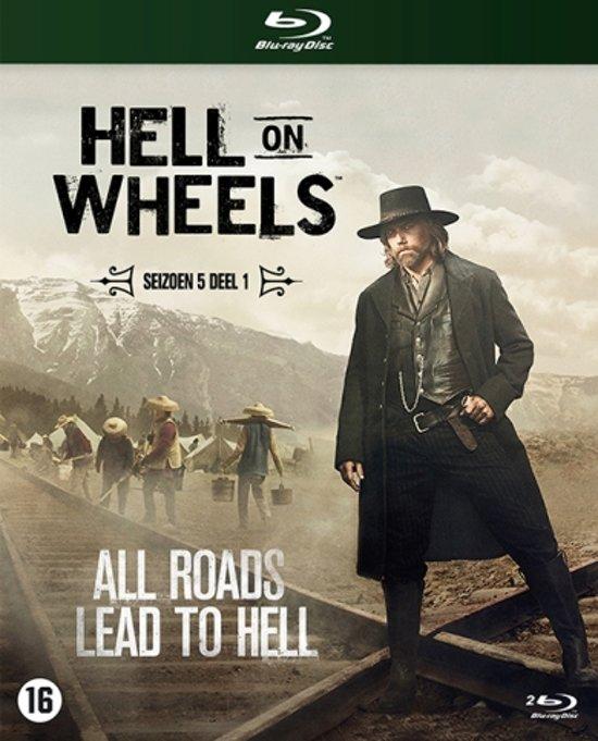 Hell On Wheels - Seizoen 5 (deel 1) (Blu-ray)