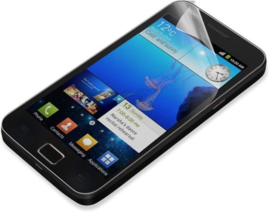 Belkin ClearScreen Screenprotector voor de Samsung Galaxy S II
