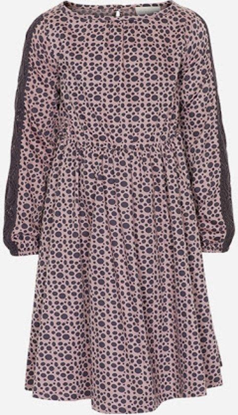 jurk met mouwen