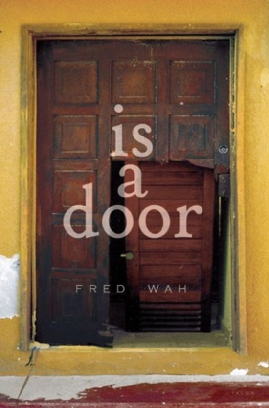 is a door