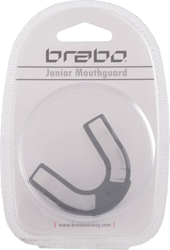 Brabo BP 7000 - Hockeybitje - Junior - Transparant