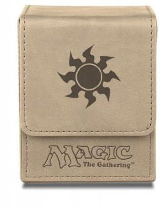 Afbeelding van het spel Magic The Gathering Mana Deck Box Mat Wit Deluxe