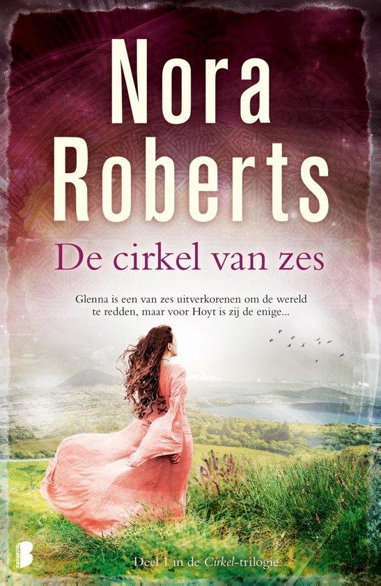 Cirkel 1 - De cirkel van zes - Nora Roberts