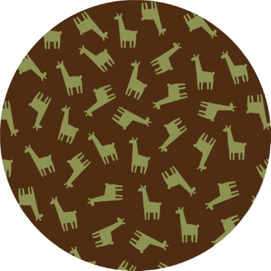 Rond Vloerkleed Kinderkamer : Bol rond kinder vloerkleed tapijt mat kinderkamer lama