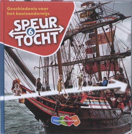 Boek cover Speurtocht van Bep Braam (Hardcover)