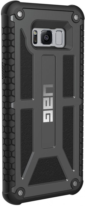 promo code a2f1b 01bf7 UAG Donkergrijs Monarch Case Samsung Galaxy S8 Plus