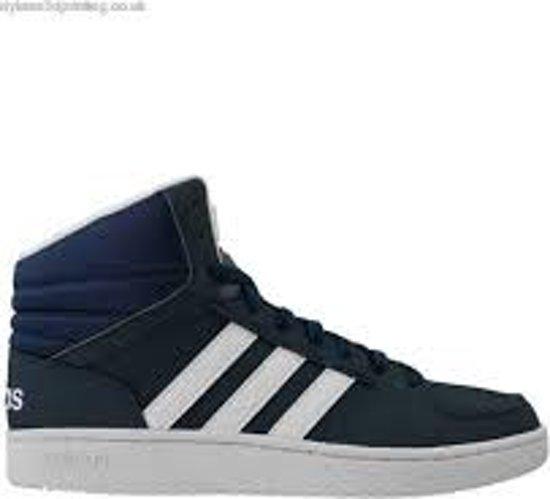 adidas sneakers hoog zwart