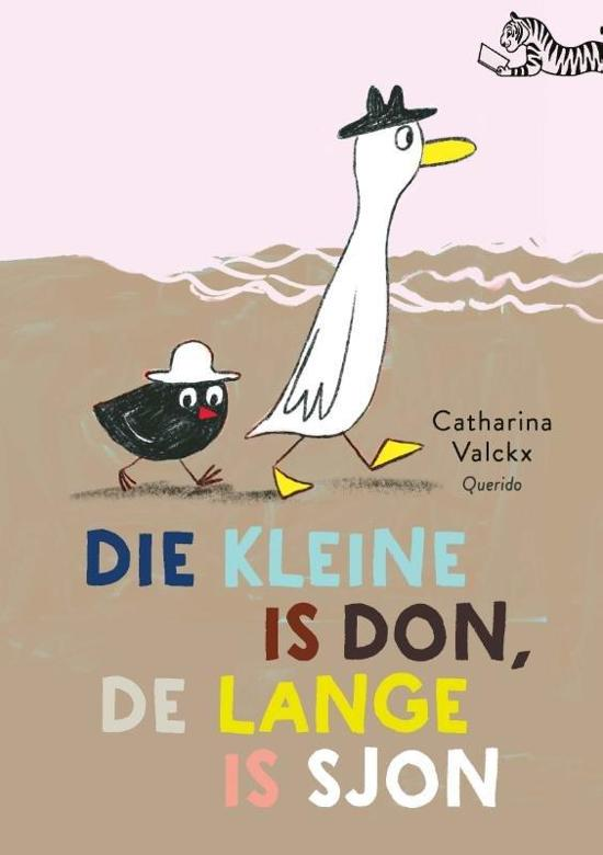 Die kleine is Don, de lange is Sjon