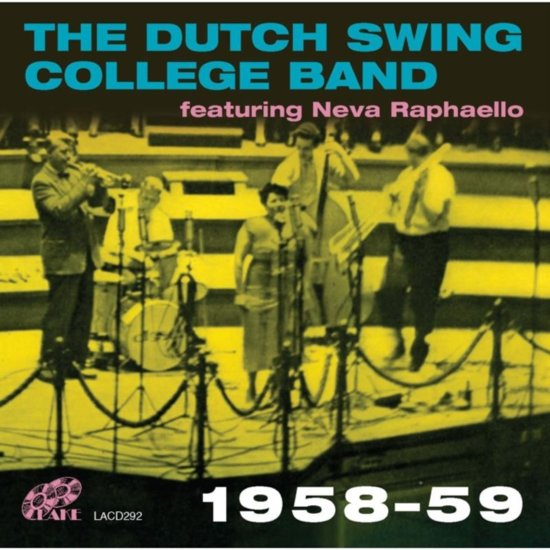 Dutch Swing College Band 1958-59