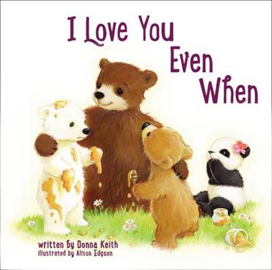 Bolcom I Love You Even When Donna Keith 9780718036447 Boeken