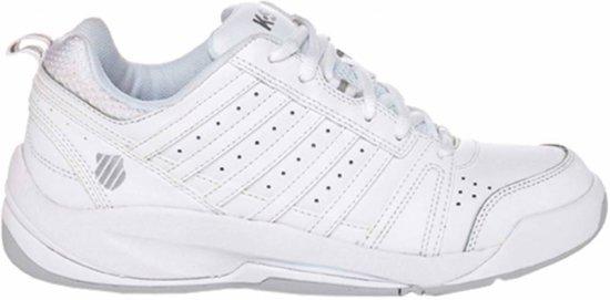 66b16c1c734 K-Swiss Vendy II Carpet Tennisschoen Dames Tennisschoenen - Maat 39 -  Vrouwen - wit