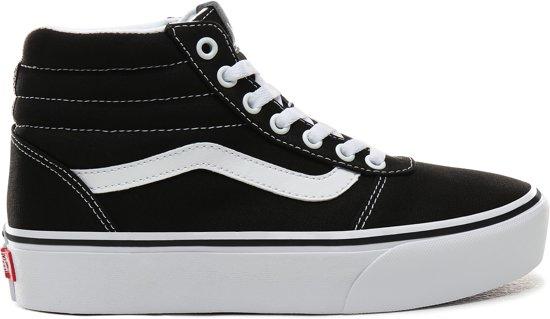 Vans Palomar Sneakers Dames Maat 38,5 (Canvas) PewterTrue White