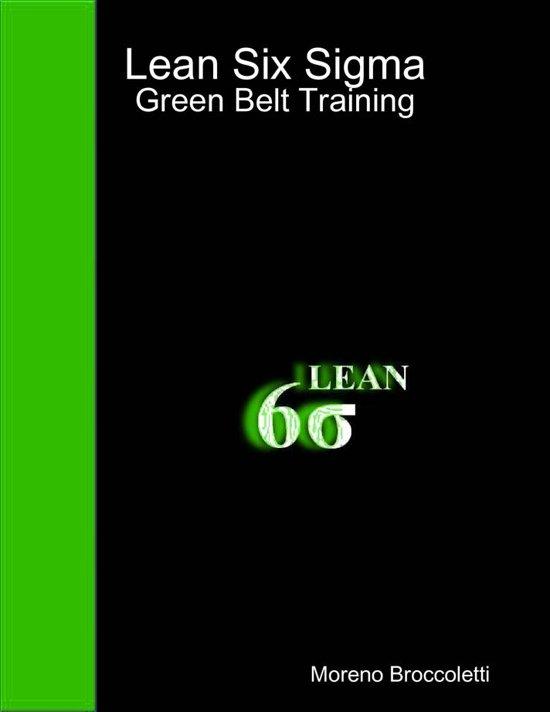 Lean Six Sigma - Green Belt Training