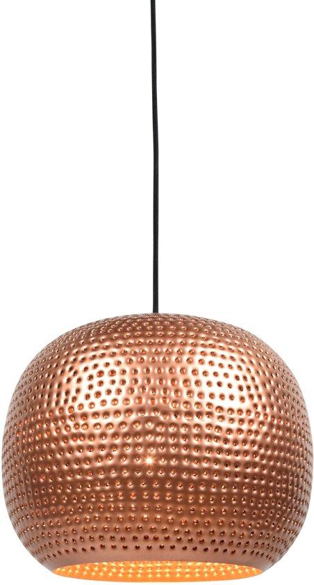 Urban Interiors - Spike bol - Hanglamp - Ø27cm. - Koper