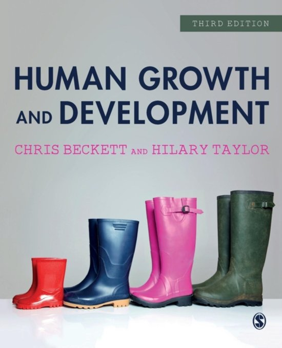 human growth and development sudbery john