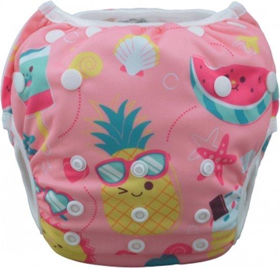 Zwemluier - ananas